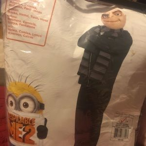"Gru ""Despicable Me"" Adult costume"